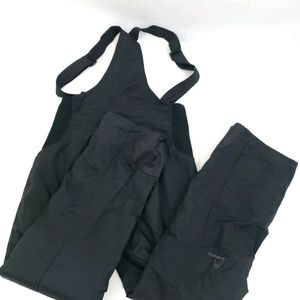 Head Skiwear Snow Pants Insulated 34x29 M L Black